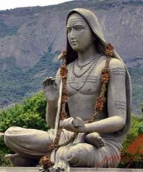 ShankaracharyaStatue