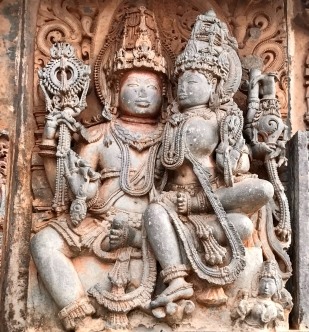 Viṣṇu_Lakshmi