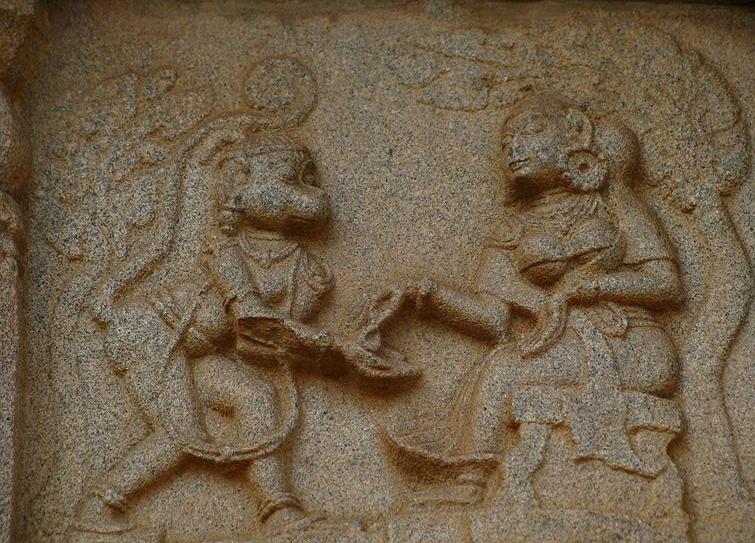 Hanuman_taking_Sitas_ring