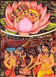 Murugan-birth