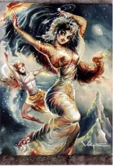 Shiva_Mohini